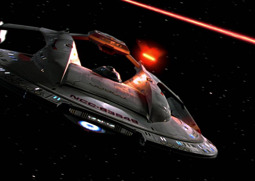 Star Trek Akira Klasse