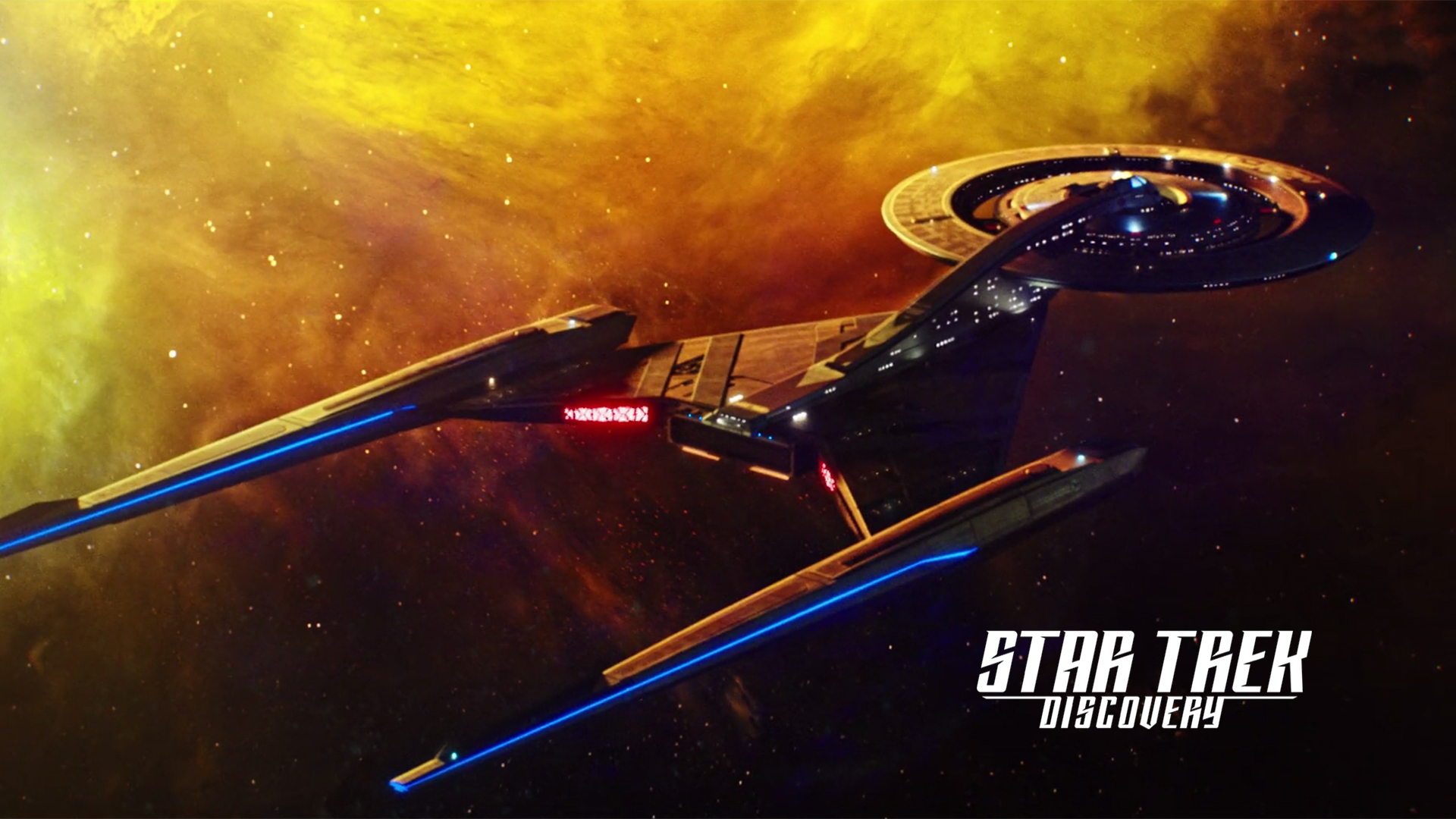 Star Trek Discovery Canon The Prime Universe Part I Axanar