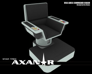 Capatin's Chair Concept
