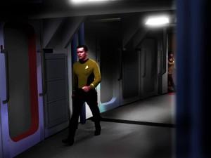 Starship Corridor Concept